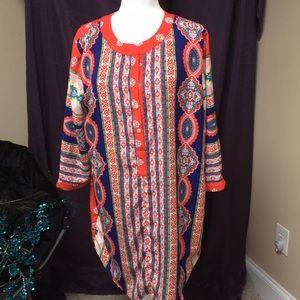 Gibson Latimer top /shirt / dress